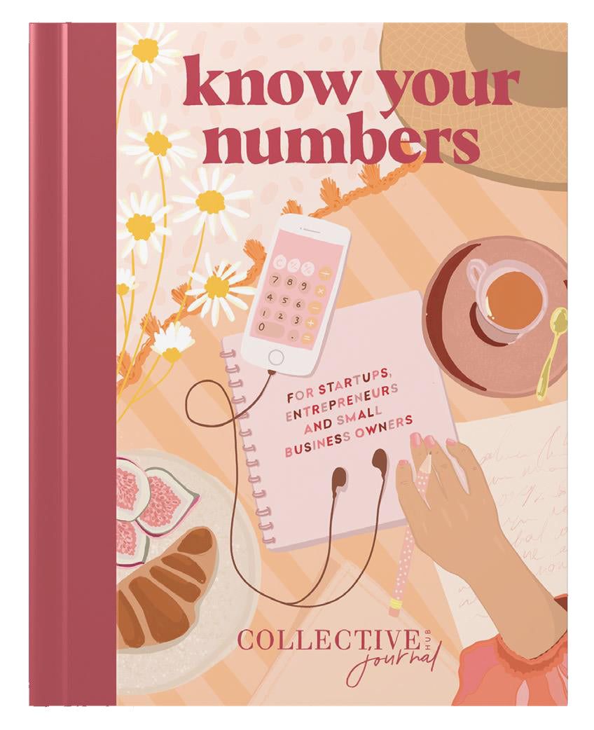 Brumby Sunstate - Know Your Numbers Journal
