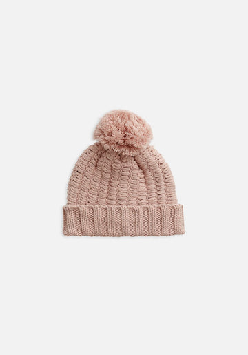 Miann & Co - Baby/Kids - Chunky Knit Beanie - Evening Sand