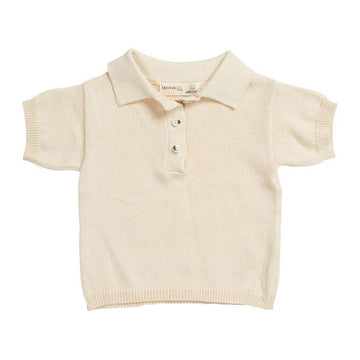 Miann & Co - Baby Short Sleeve Knit Polo