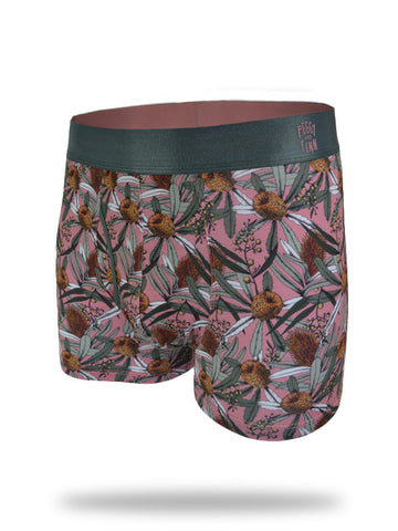Peggy and Finn - Banksia Pink Bamboo Underwear