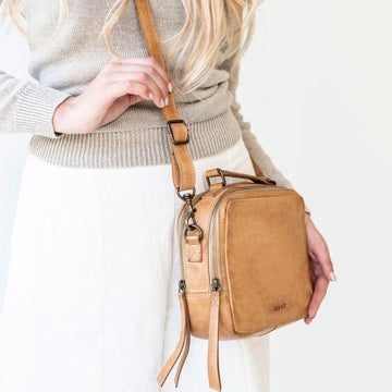Juju & Co - Berlin Bag - Natural