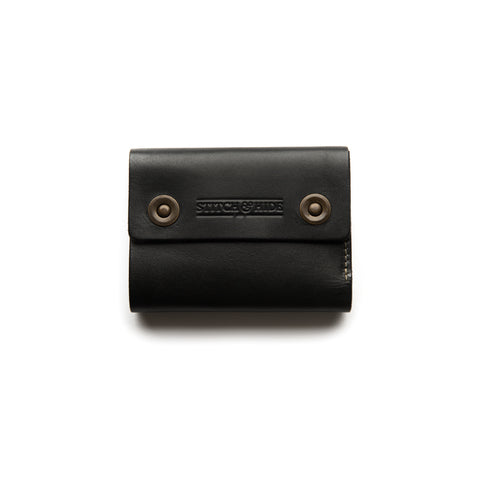 Stitch & Hide - 2 Button Wallet