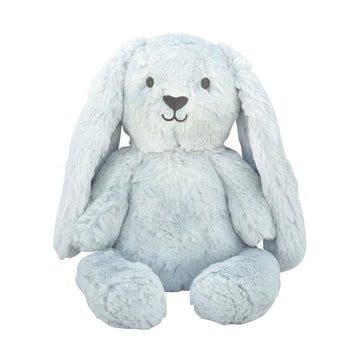 O.B Designs - Blue Bunny Stuffed Animal | Plush Toy | Baxter Bunny Huggie