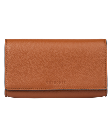 The Horse - Charlie  Leather Wallet - Tan