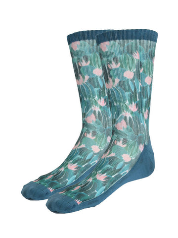 Peggy & Finn - Cactus Flower Socks