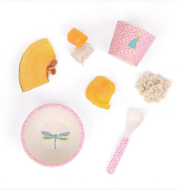 Love Mae - Baby Feeding Set - Fairy
