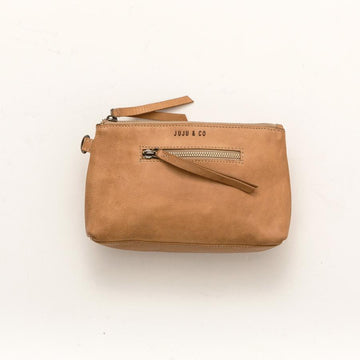 Juju & Co -  Small Essential Pouch - Natural