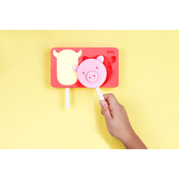 Until - Zoo Ice Pops Ice Block Mould (Farm)