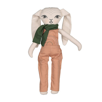 Burrow & Be - Bunny Doll - Winslow - Tawny Brown