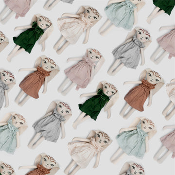 Burrow and Be - Bunny Doll Willow - Mist