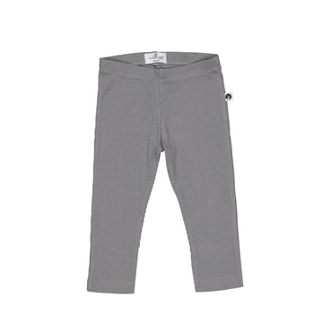 Burrow & Be - Rib Leggings - Steel