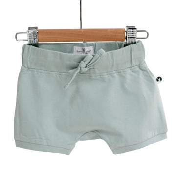 Burrow & Be - Essentials Baby Shorts - Mist