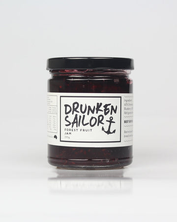 Drunken Sailor - Forest Fruit Jam 295g