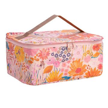 Kollab - Kip&Co - Toiletry Stash Bag - Field Of Dreams