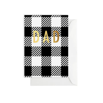Elm Paper - Dad Plaid
