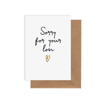 Elm Paper - Sorry For Your Loss