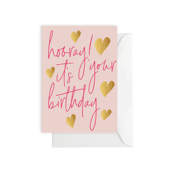 ELM Paper - Birthday Hearts