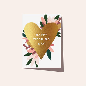 Elm Paper - FLOWER WEDDING HEART