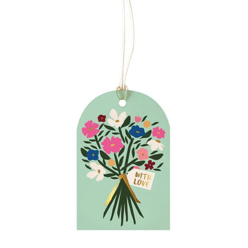 Elm Paper - FLOWER BUNCH MINT