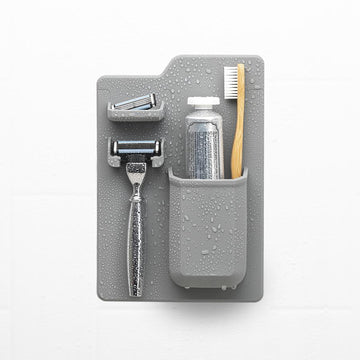 Tooletries - The Harvey | Toothbrush & Razor Holder