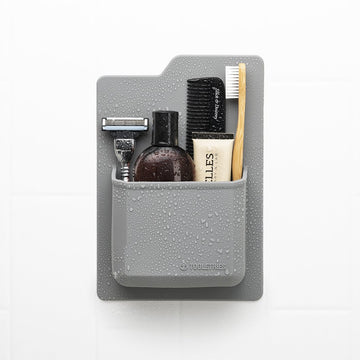 Tooletries - The James - Toiletry Organizer - Grey