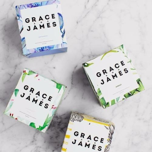 Grace & James - Candles