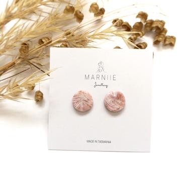 Marniie Jewellery - Wanderer Studs - Mixed