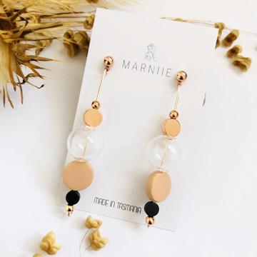 Marniie - Clara Pendant Earrings - Assorted Colours