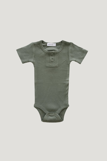 Jamie Kay - Cotton Modal Tee Bodysuit - Laurel