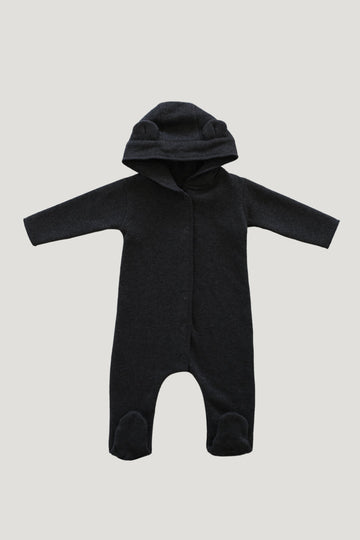 Jamie Kay - Bearsuit - Dark Grey Marle