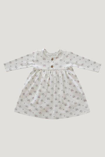Jamie Kay - Organic Cotton Dress - Rose Floral