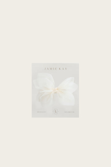 Jamie Kay - Fairy Bow - Cream