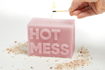 Journey of Something - Hot Mess Candle