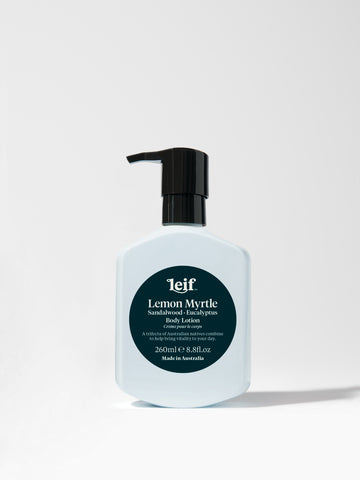Leif - Lemon Myrtle Body Lotion 260ml