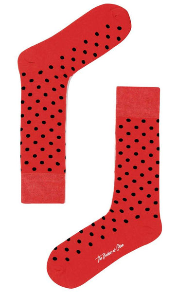Otaa - Lava Dot Sock