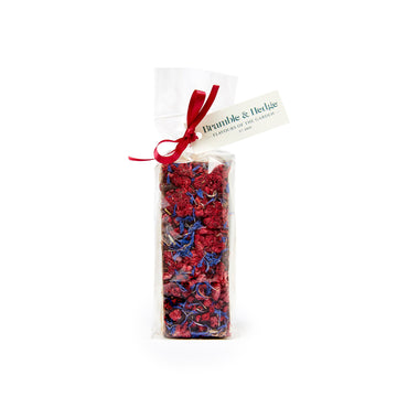 Bramble & Hedge - Lemon Raspberry Dark Choc Nougat