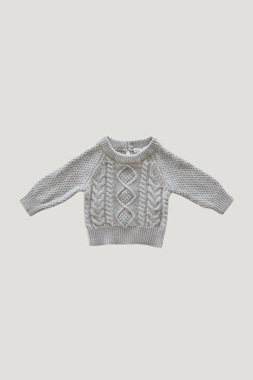 Jamie Kay - Carter Knit - Powder Fleck