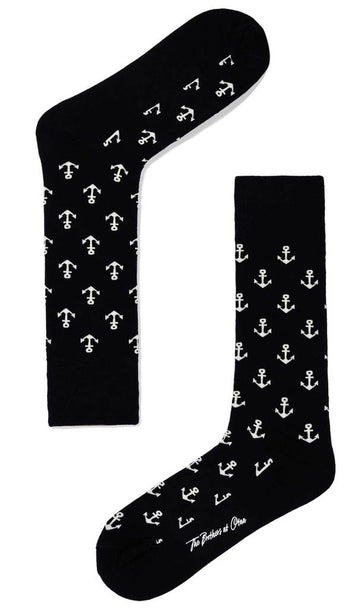 Otaa - Midnight Anchor Socks
