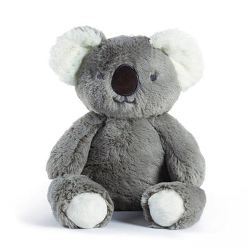 O.B Designs - Stuffed Animals | Soft Plush Toys Australia | Grey Koala - Kelly Koala Huggie