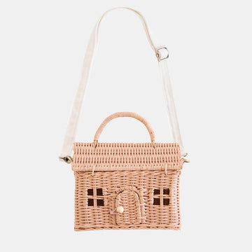 Olli Ella - Casa Bag - Rose