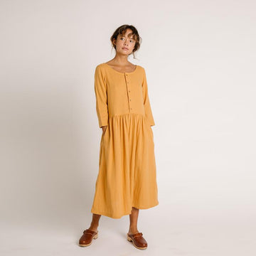 Wares by Olli Ella - ZINNIA DRESS - Gold