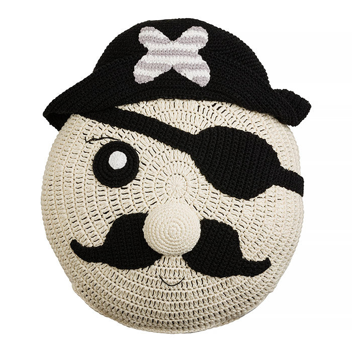 Miann & Co - Pirate Snuggle Cushion