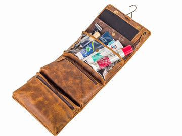 Indepal - Rockcliff - Fold-Out Toiletry Bag