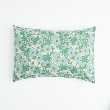 Society of Wanderers - Joan Floral Standard Pillowcase