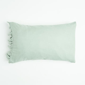 Society of Wanderers - Wasabi Pillowcase Set - Ruffle