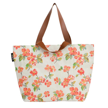 Kollab - Shopper Tote Society Of Wanderers Elma Floral