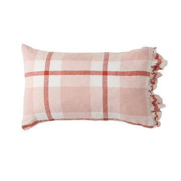 Society of Wanderers  - Pillowcase Set with Ruffle - Floss