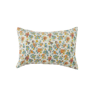 Society of Wanderers - Florence Floral Pillowcase Set - Standard