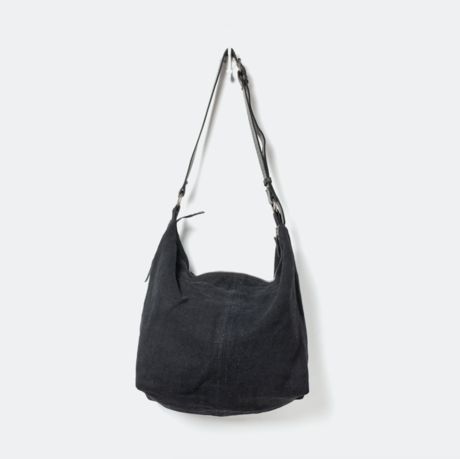 Juju & Co - Jute Oversized Tote - Black