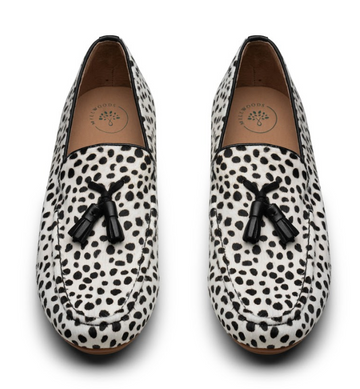 Millwoods - Snow Leopard Loafer